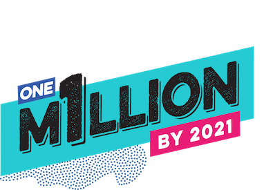 One Million By 2021