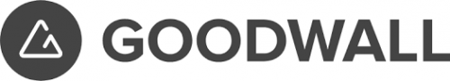 goodwall logo and text