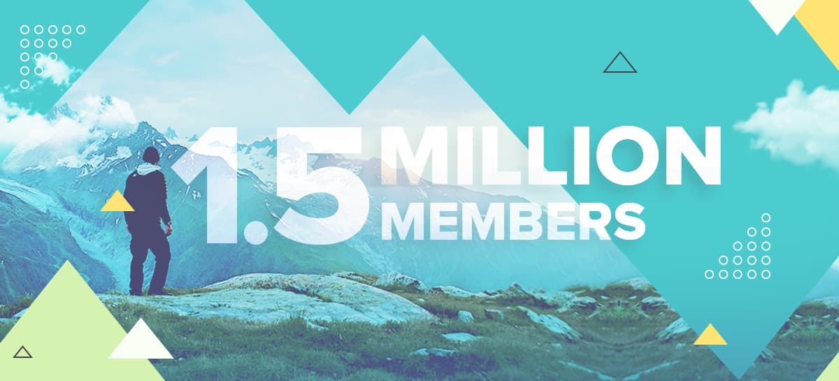 goodwall reaches 1.5 million members milestone