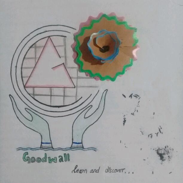Goodwall Art Challenge - Monika BK