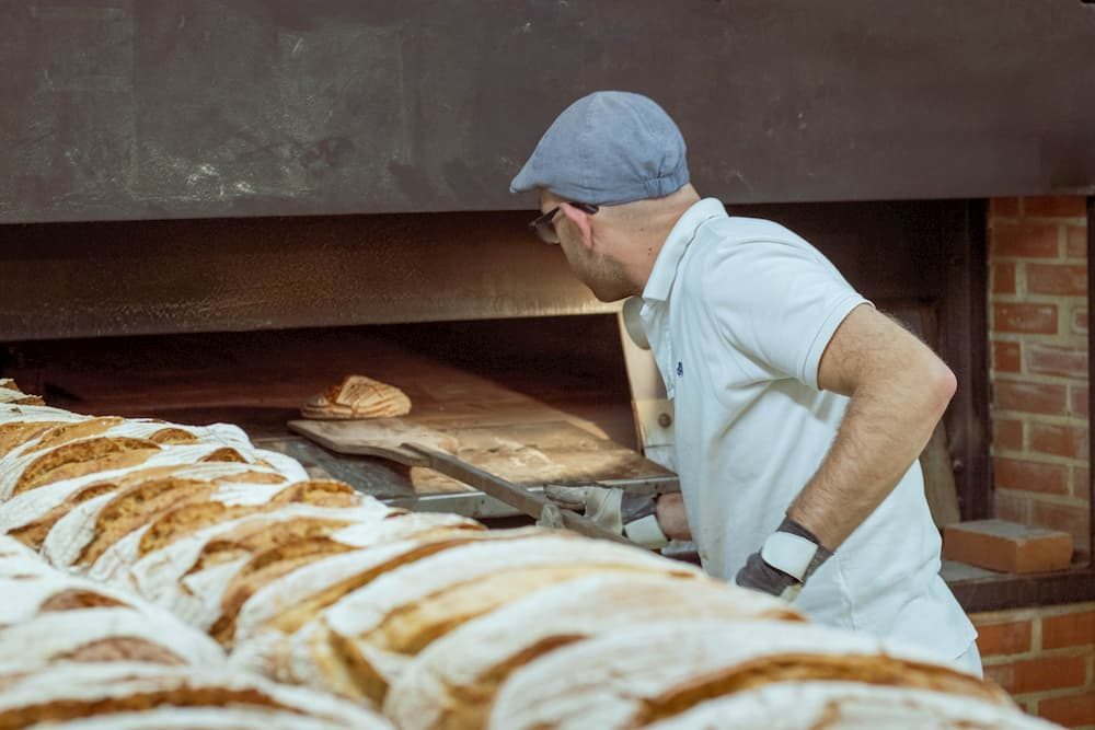 baker jobs for night workers