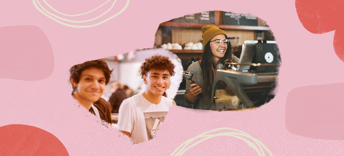 best teen jobs for teenagers