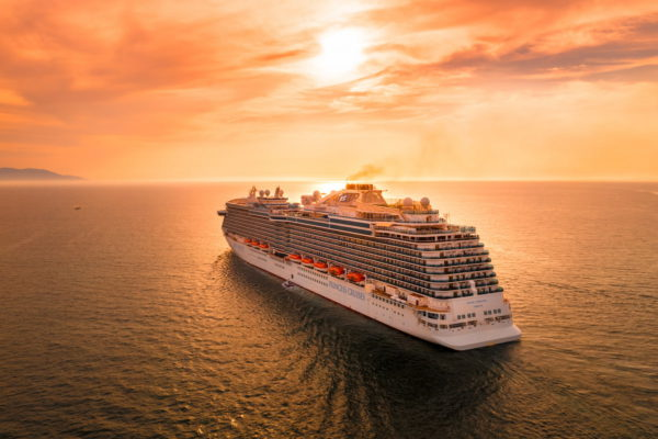 working on a cruise ship lets people travel and make money